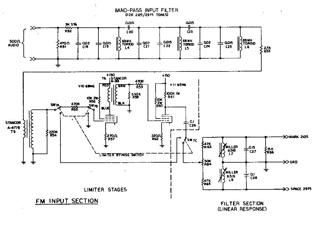 The Mainline Ttl Fsk Demodulator
